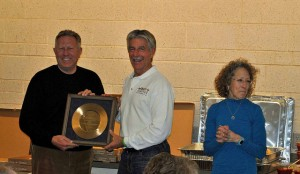 Commonwealth Receives Lincoln Track Club Award