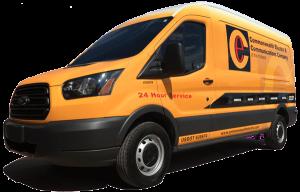 CECM-Service-Van